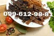 мясные чипсы: свинина, говядина, курица фото