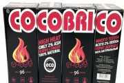 Уголь кокосовый для kaльянa Cocobrico 96 куб, Кокобрико фото